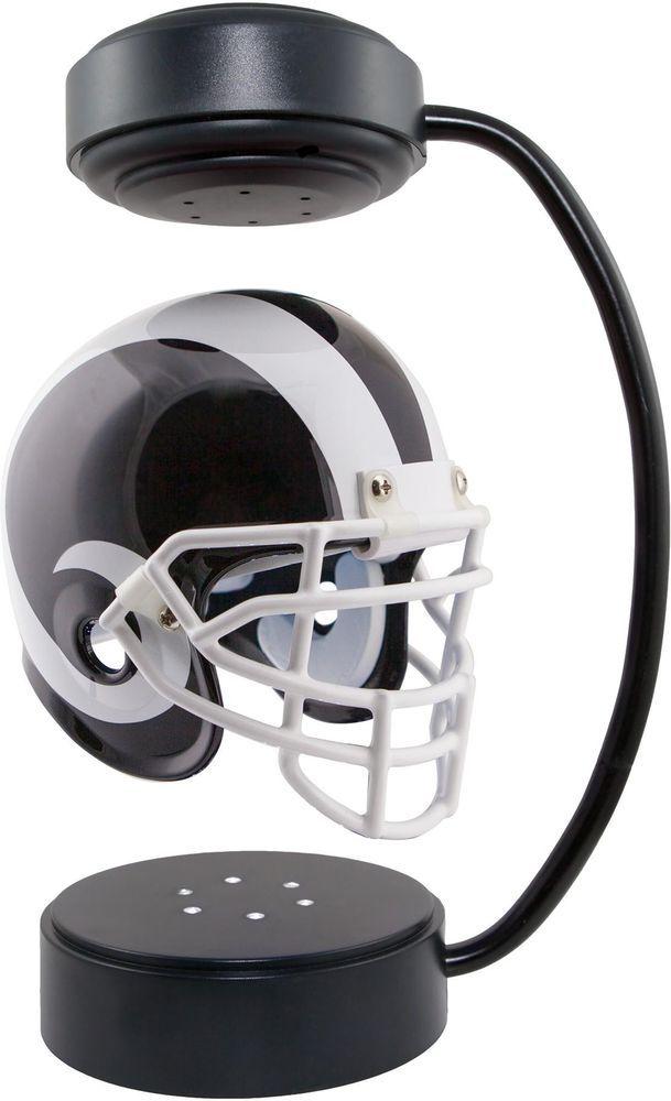 Los Angeles Rams Hover Mini Helmet  6e039b57b