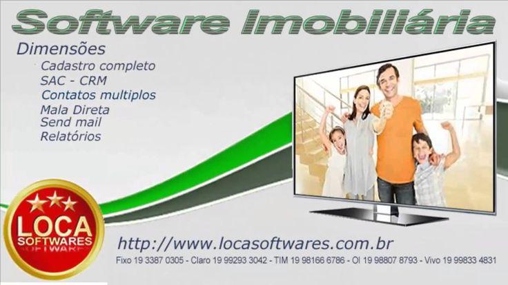 sistema gestão de imobiliária Imovel integrado