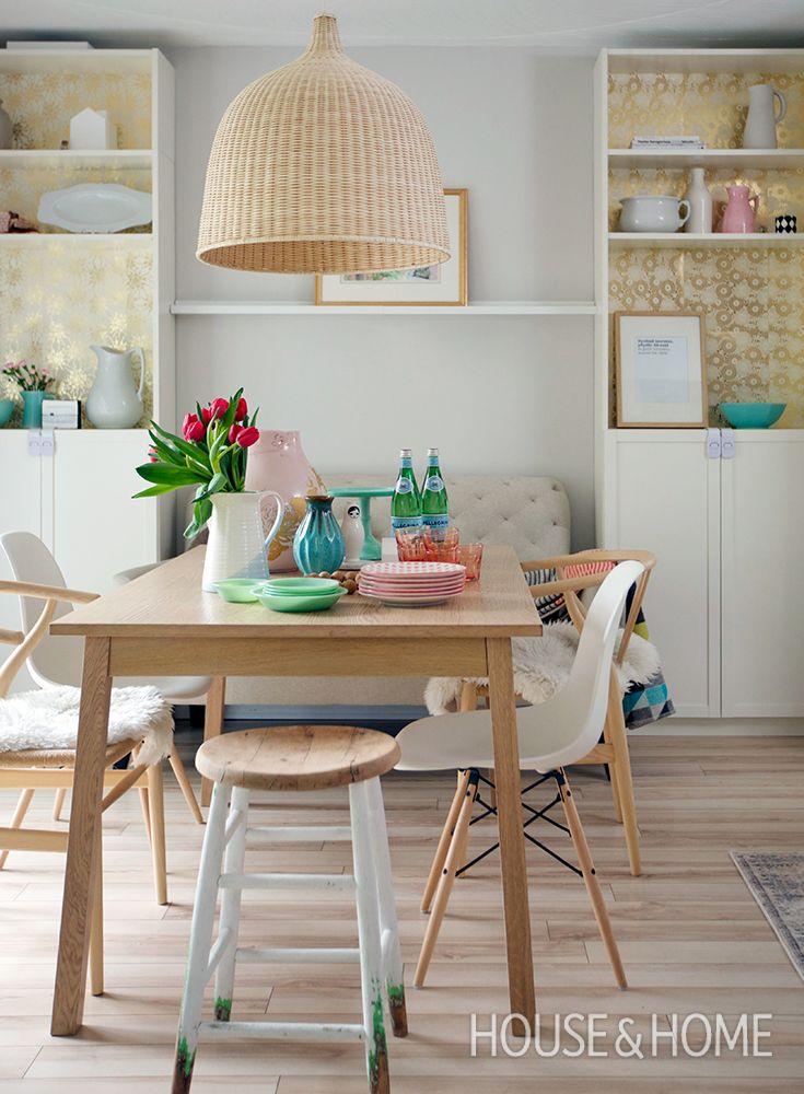 Brighten up your home for spring with designer Tara Ballantyne's attainable ideas. | Photo: Jason Stickley