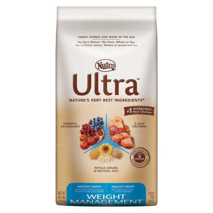 Nutro Ultra Dog Food >> 301 Moved Permanently