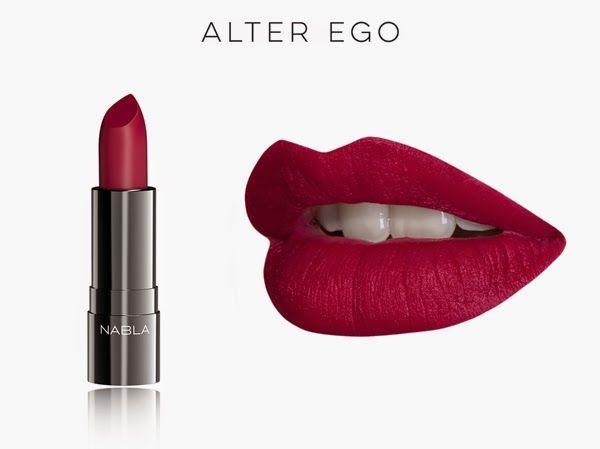 Nabla Cosmetics Rossetti Diva Crime_Alter Ego
