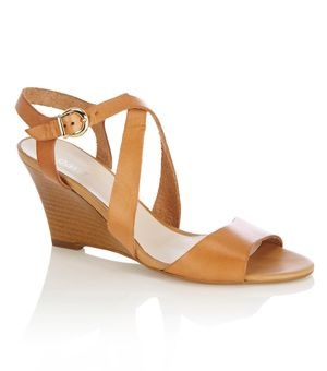 Wedges for walking in!