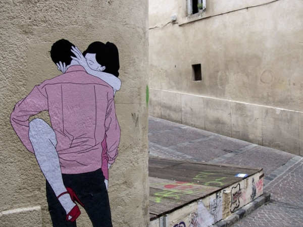 Streetart by Claire Streetart