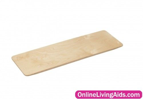Drive Medical - Lifestyle Essentials - rtl7048 - Bariatric Transfer Board, Without Hand Holes