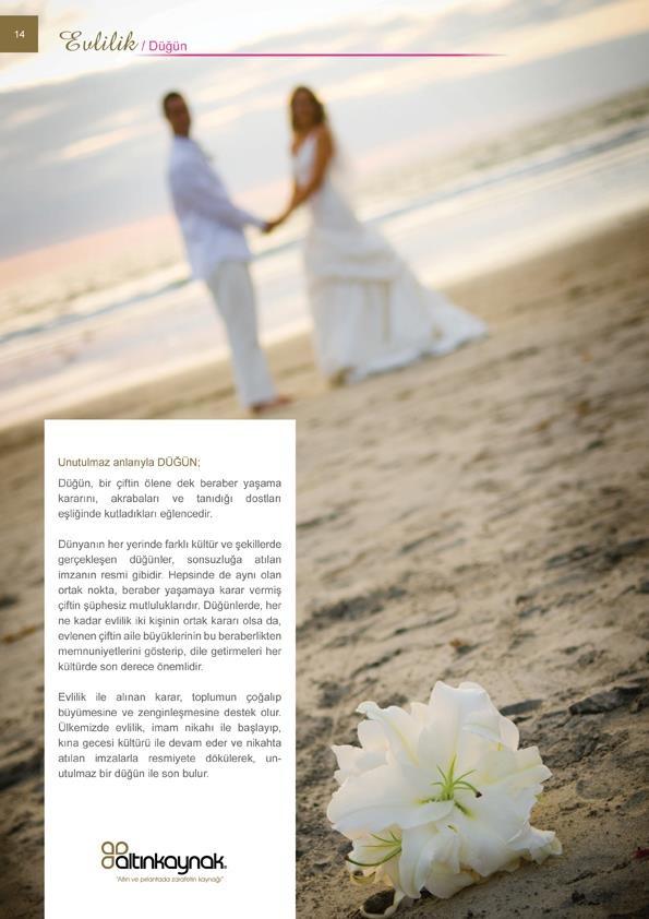 Unutulmaz anlarıyla düğün