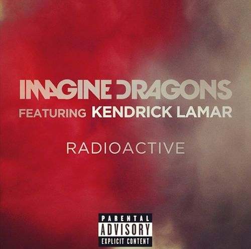 [Listen] Imagine Dragons – 'Radioactive (Remix)' ft. Kendrick Lamar- http://getmybuzzup.com/wp-content/uploads/2014/01/imagine-dragons-kendrick-radioactive-remix.jpg- http://getmybuzzup.com/imagine-dragons-radioactive-remix-ft-kendrick-lamar/- Imagine Dragons – 'Radioactive (Remix)' ft. Kendrick Lamar ByAmber B Just after they graced theGrammy stagethis evening, Imagine Dragons and Kendrick Lamar release the official remix to Imagine Dragons' hit single �