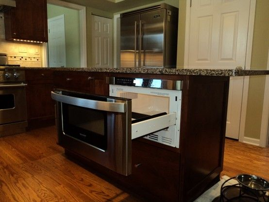 25 best ideas about microwave drawer on pinterest for Best place to get kitchen cabinets