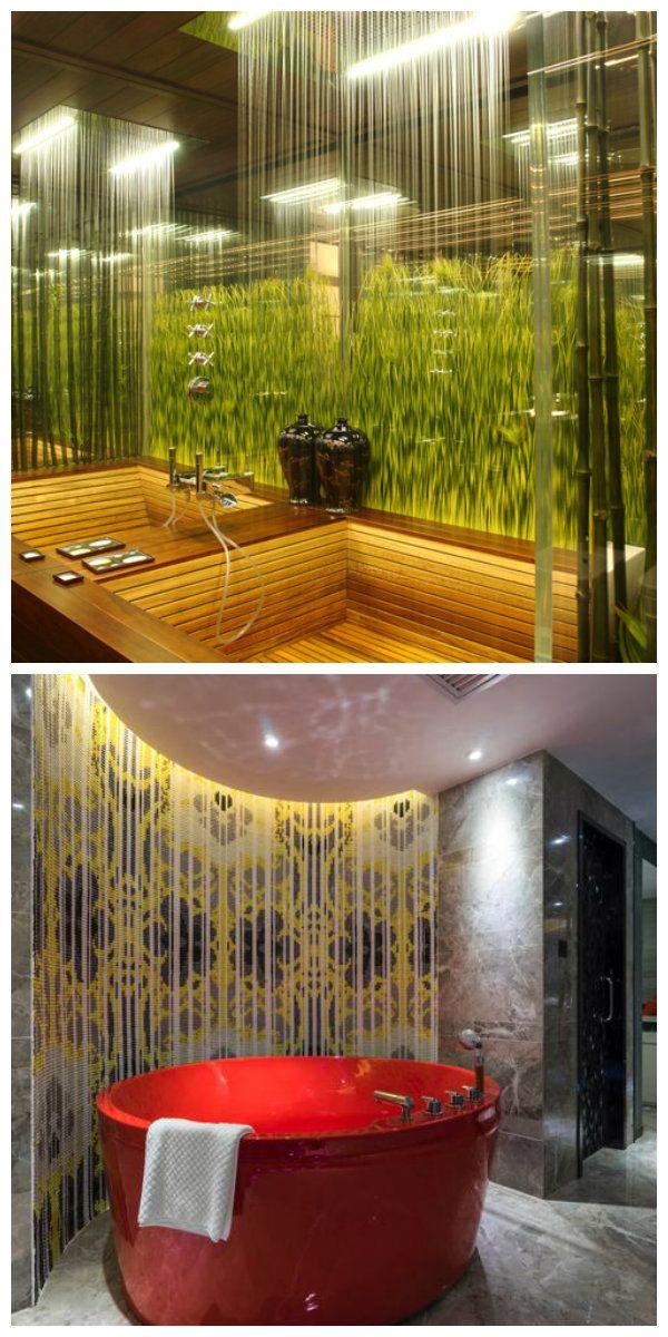 LEDNEWS.RU - Новости LED индустрии Великолепие ванной комнаты может выражаться по-разному. Для любителей ярких и контрастных помещений, идеальным вариантом будут подобные примеры.  #освещение #светодиодноеосвещение #подсветка #светодиоднаяподсветка #светвванной #яркийсветвванной #светвваннойкомнате #ванная #дизайнванны #дизайнваннойкомнаты #освещениепомещений #LEDNEWS