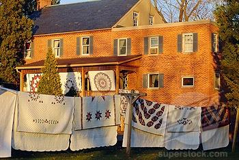 Amish Village, Lancaster County PA