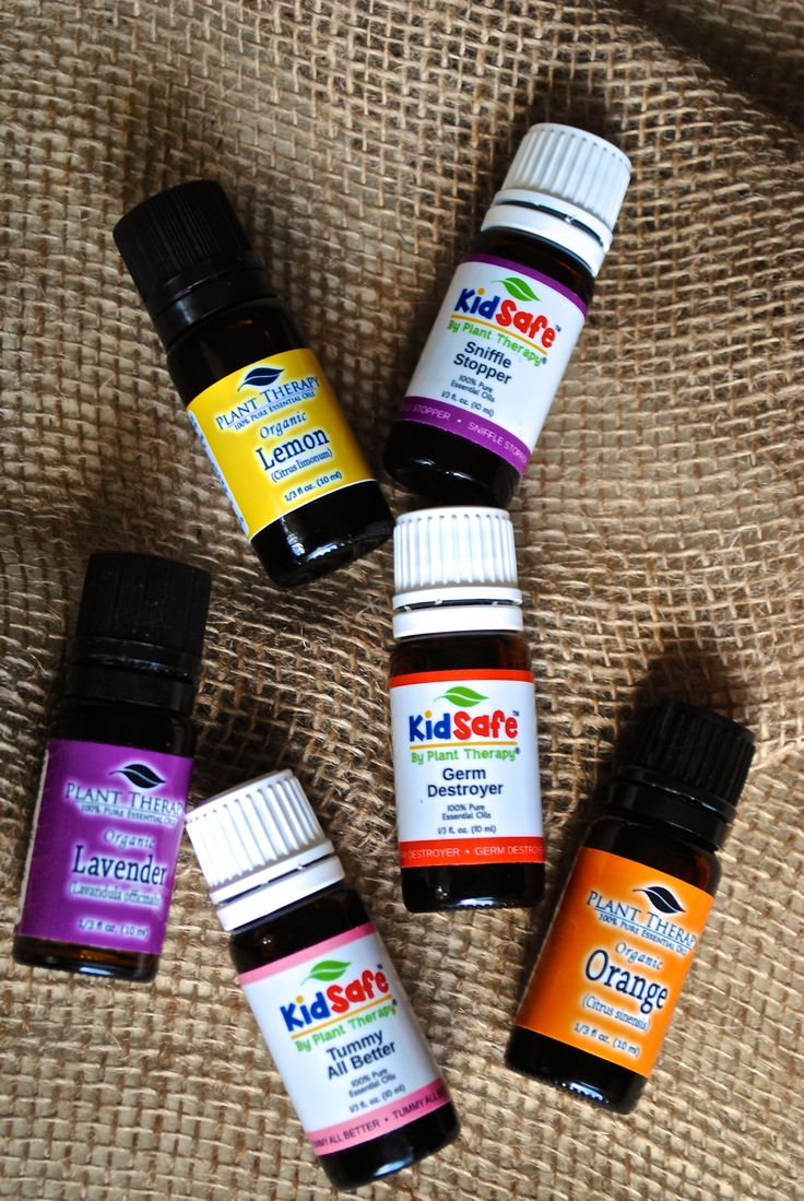 Interview with Robert Tisserand and safe essential oil usage with children. Plant Therapy essential oils
