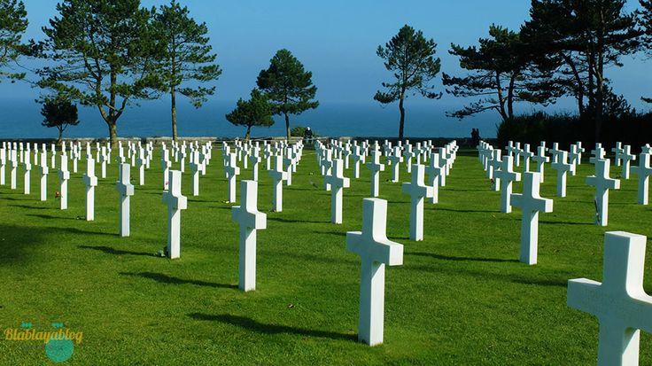 Cimetiere-americain-Normandie