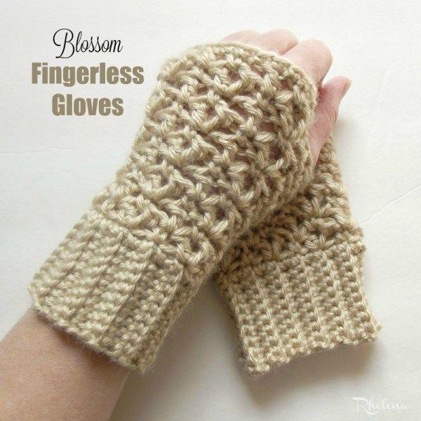 1000+ ideas about Crochet Gloves Pattern on Pinterest ...