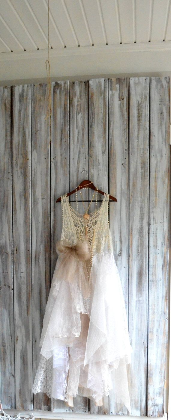 Romantic maxi dress Great Gatsby Bride par TrueRebelClothing