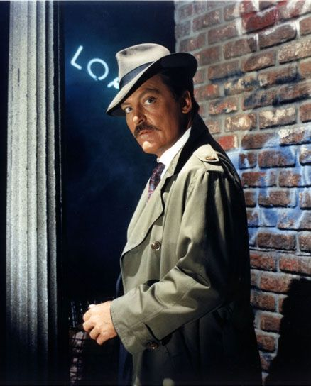 Mike Hammer Stacy Keach