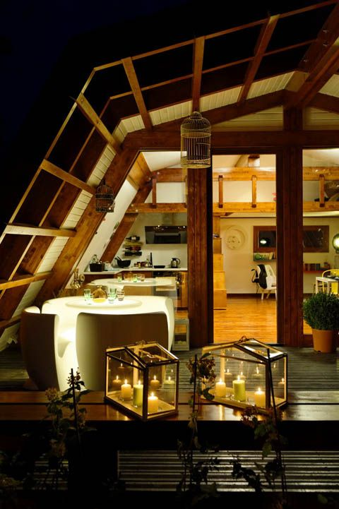 Modern Cabins, Small Houses | Soleta Zero Energy One House: perfectly in tune | Busyboo