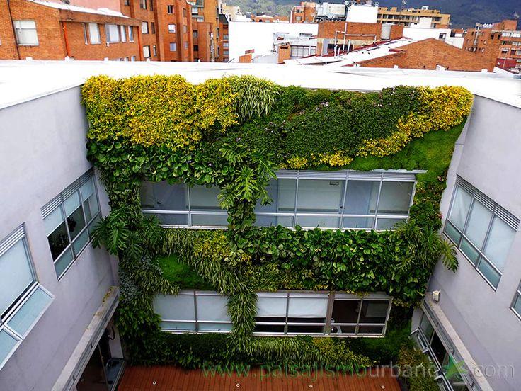 18 best jard n vertical centro m dico compensar en bogot for Centro medico ciudad jardin