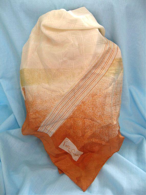 9 best images about scarves on vintage scarf