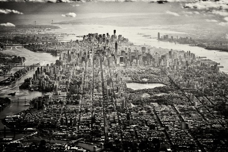 Unbelievable view of the New York City.