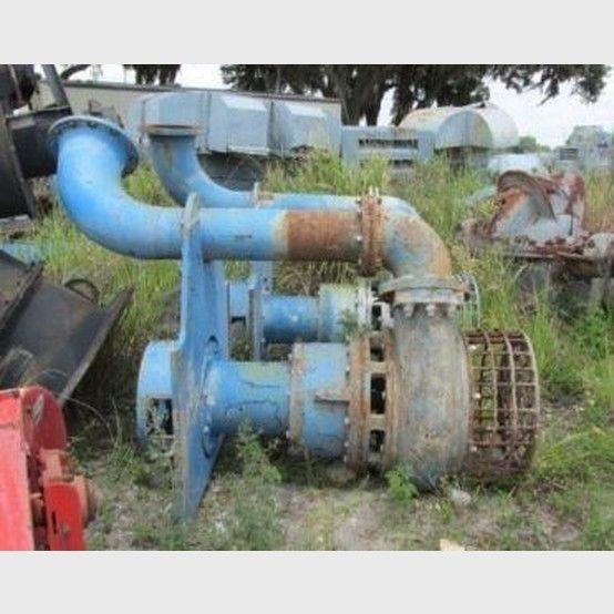 Proveedor de bomba de sumidero Goulds a nivel mundial | Bomba de sumidero usada Goulds a la venta - Savona Equipment