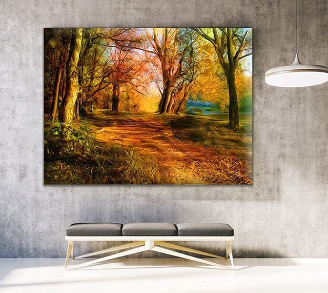Landscape painting showing all thre beauty of natures colors.  Code: P000074 Phone: +628118439998 (WA/SMS) Email: sales@canvasdeco.com Website: www.canvasdeco.com Price: Ask by request. . #canvasprinting #canvaspainting #cetakkanvas #cetakkanvas #cetakkanvasjakarta #cetakkanvasphoto #cetakkanvasmurah #lukisan #kanvasprint #canvascustom #hiasandinding #dekorasidinding #walldeco #spanram  #canvasframe#kanvas #canvasposter #printcanvas #walldecoration #vintageposter #canvaspaintings…