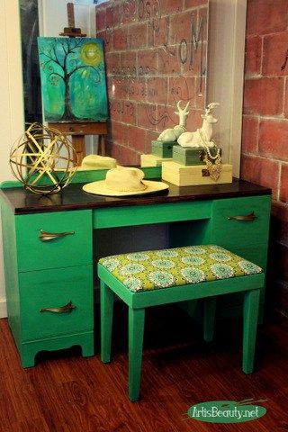 173 best diy furniture makeovers images on pinterest for Diy art deco furniture
