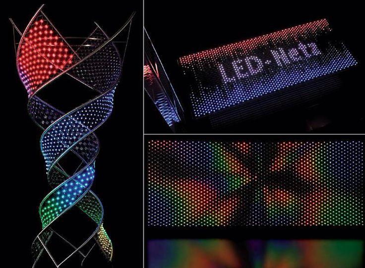 Carl Stahl X-LED, osvětlené nerezové sítě Nerezové sítě/ Nerezové sietě X-TEND, nerezová lanka/ lanká I-SYS, ozelenění/ ozelenenie GREENCABLE, membránová a ETFE folie architektura/ architektúra ARCHTEX  www.carlstahl.cz www.carlstahl.sk
