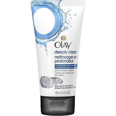 Deeply Clean Pore Mineral Cleanser