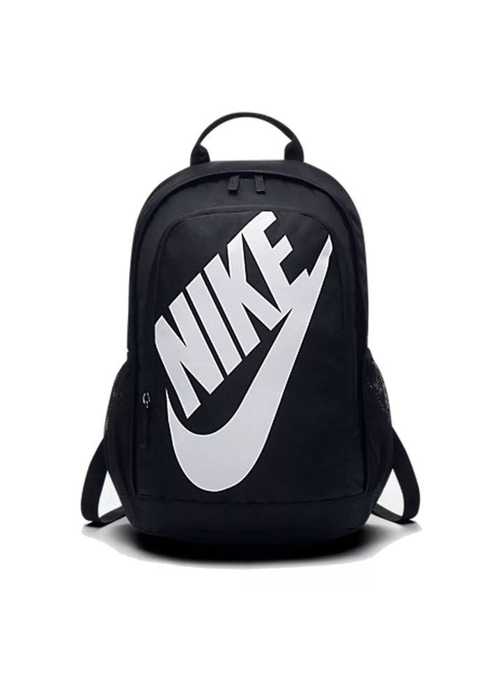 Nike Hayward Futura 2 0 Backpack Black White Ba5217 010 School Bag Book Bag New Nike Backpack Nike Backpack Nike Sportswear Nike Bags