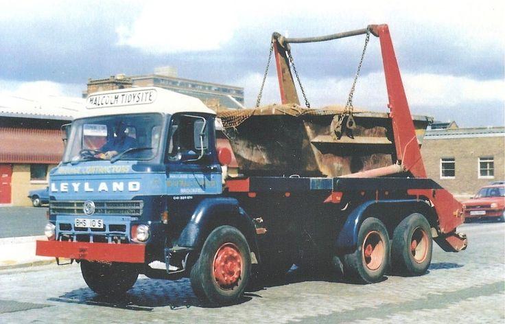 leyland truck images  pinterest
