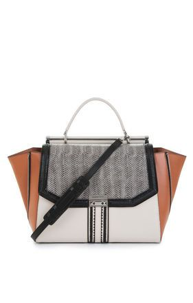 ALLIE WHIP-STITCH SATCHEL: Bcbg Allie, Whip Stitch Satchel, Bcbgmaxazria Allie, Accessories, Allie Whip Stitch, Bags