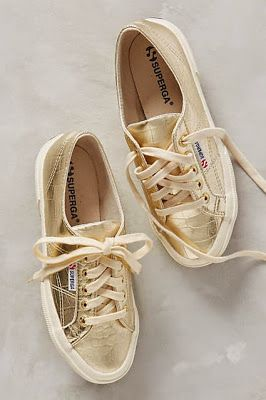 Love Supergas have a few of them but must have these gold ones!