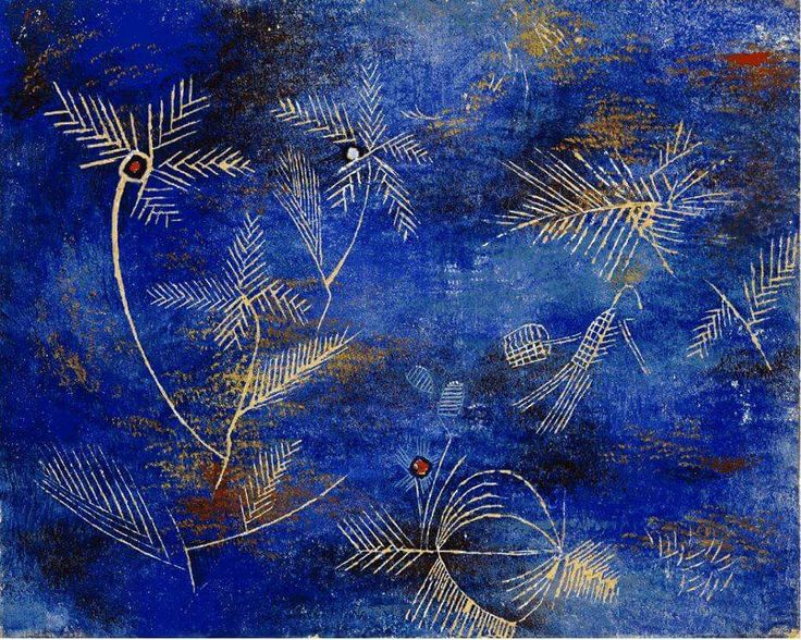 "Paul Klee ""Fairy tales"" 1920"