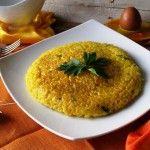 Frittata di riso con gli avanzi del risotto