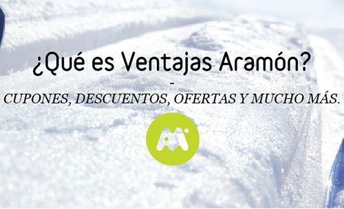 Ventajas Aramón: disponible pronto en su página oficial. #aramón #formigal #panticosa #cerler #ventajas #javalambre #valdelinares #zesis http://www.zesis.com/wp-content/uploads/2013/08/v_aramon_vista_w.png