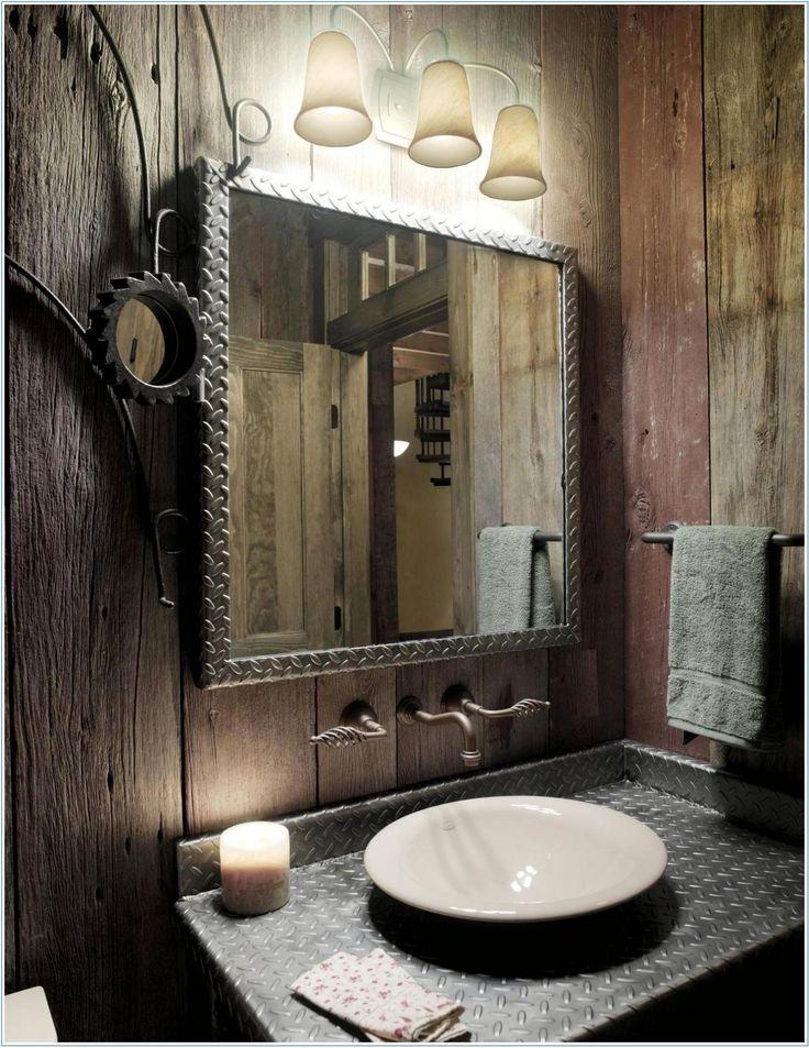 Steampunk bathroom                                                                                                                                                                                 Plus