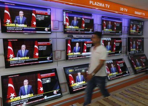 Η Τουρκία απαγόρευσε τις τηλεοπτικές εκπομπές με γνωριμίες ζευγαριών