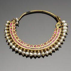 rajputi jewellery nath - Google Search