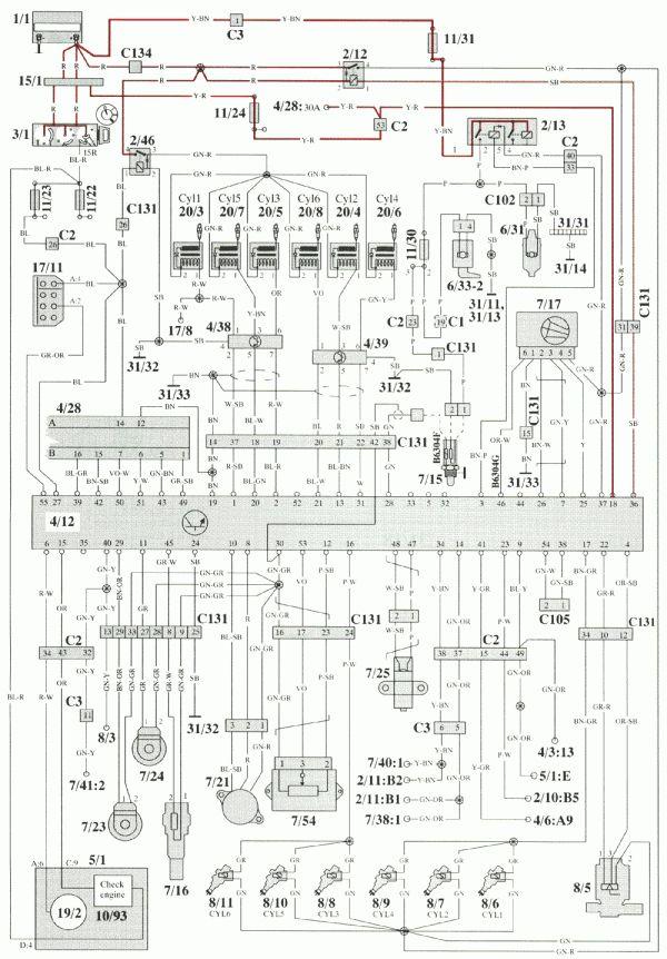 10 Volvo Engine Wiring Diagram