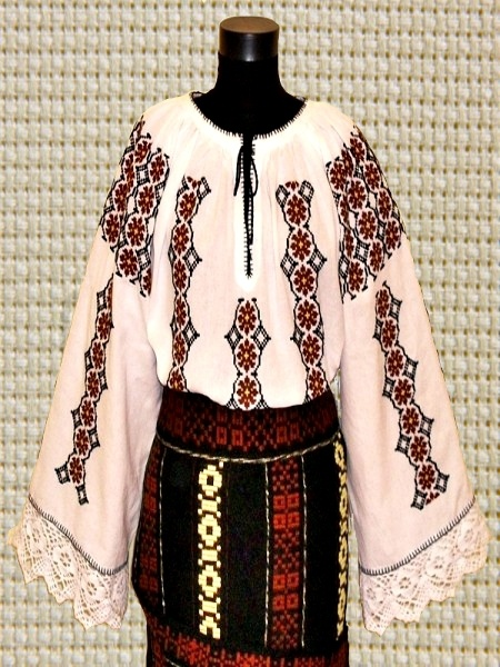Romanian traditional costume!