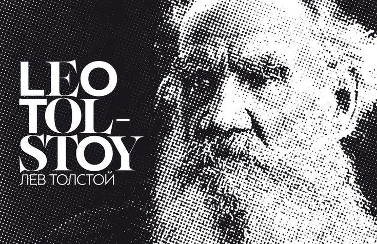 Leo Tolstoy | Typorn.org