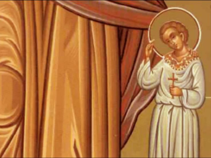 Απολυτίκιο Αγ. Κηρύκου και Ιουλίττας - 15 ΙΟΥΛΙΟΥ
