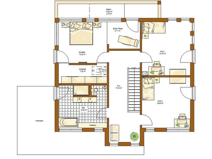 371 besten Grundriss Bilder auf Pinterest Haus grundrisse - küche selber planen
