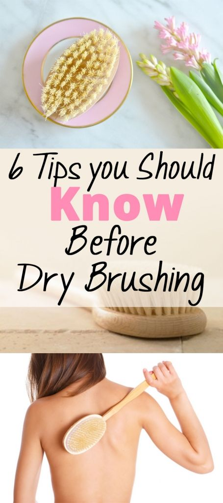 6 Tips You Should Know Before Dry Brushing - Page 6 of 7 - My Fashion Chronicles