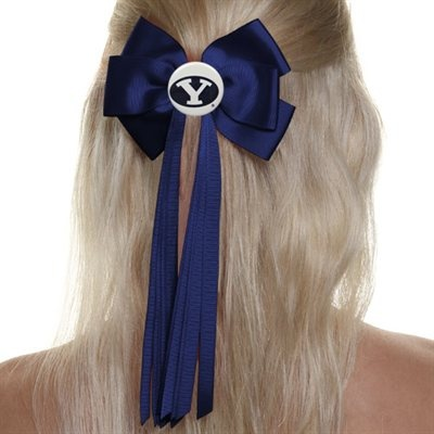 "BYU bow #MormonFavorites BYU is Loved at www.MormonFavorites.com - MormonFavorites.com ""I cannot believe how many LDS resources I found... It's about time someone thought of this!"" - MormonFavorites.com"
