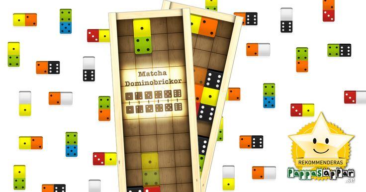 ✔ 7+ år ✔ iPhone ✔ iPad I DominoDrop gäller det att flytta fallande dominobrickor så att färgerna och antal prickar på brickorna matchar varandra. Spelet är ett kul tidsfördriv som kräver en hel det strategiskt tänkande.