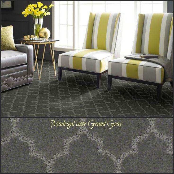 madrigal grand gray tuftex carpets of california - Stainmaster Carpet