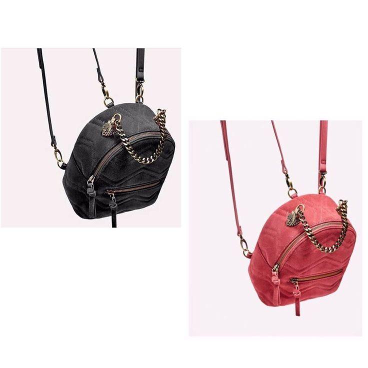 Tas Ransel Zara Backpack Suede Ori 7100 20x10x19 245rb