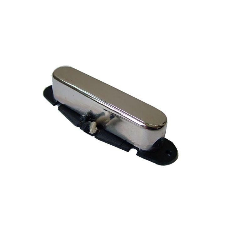 Bare Knuckle Blackguard Flat '50 Telecaster Pickup Set - Nickel