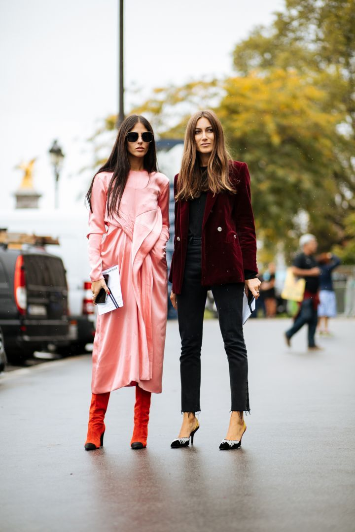 As Fashion Month draws to an end, Refinery29 rounds up all the best looks from our favourite style stars at PFW.