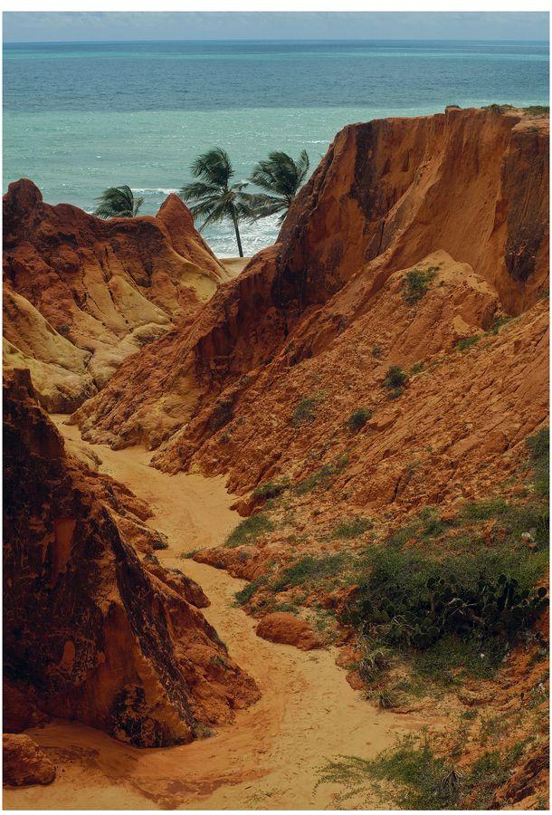 Morro Branco - Ceará